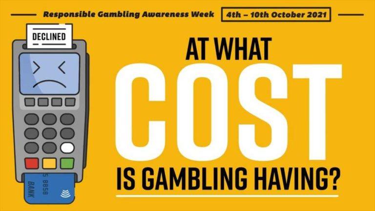 Responsible Gambling Awareness Campaign 2021